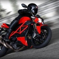 Fox Emerson Mr Ducati