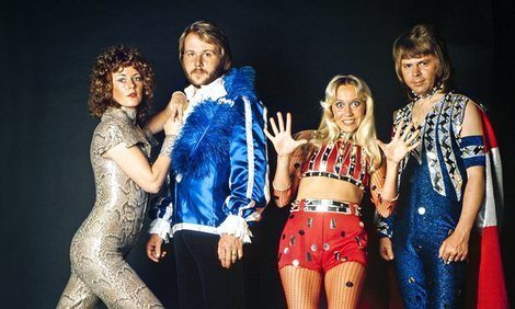 Abba Members Now My Abba 70s Day Fox Emerson