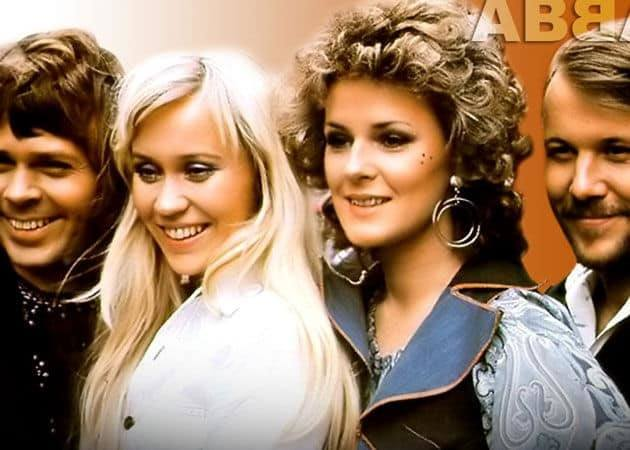 Abba in the hey day My Abba Day Fox Emerson