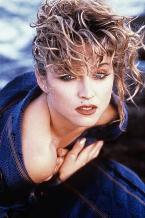 Who is Madonna Fox Emerson 80s Image