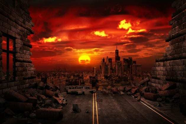 Apocalypse Coming Fox Emerson