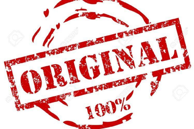 Being Original When Being Genuine is Better