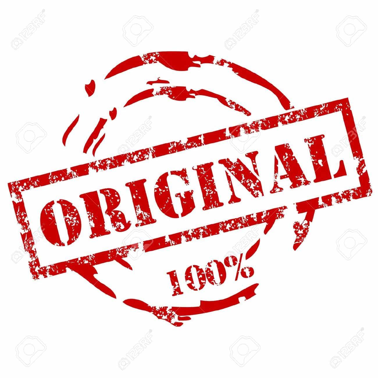 Being Original by Fox Emerson blogs