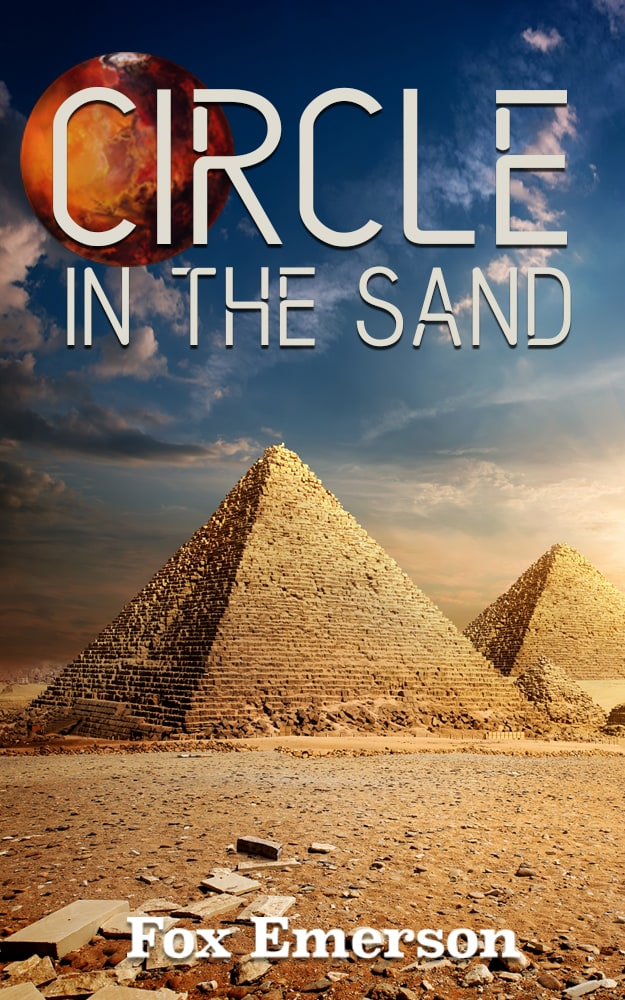 Circle in the Sand on Amazon