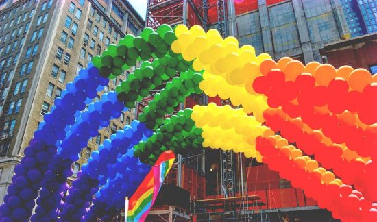 Fox Emerson Gay Pride Be Proud